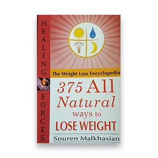375 All Natural Ways To Loose Weight