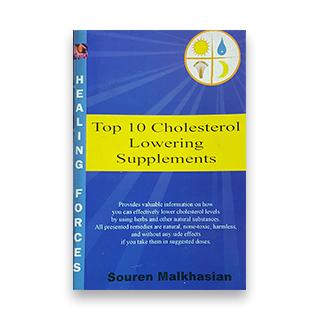 Top 10 Cholesterol Lowering Supplements